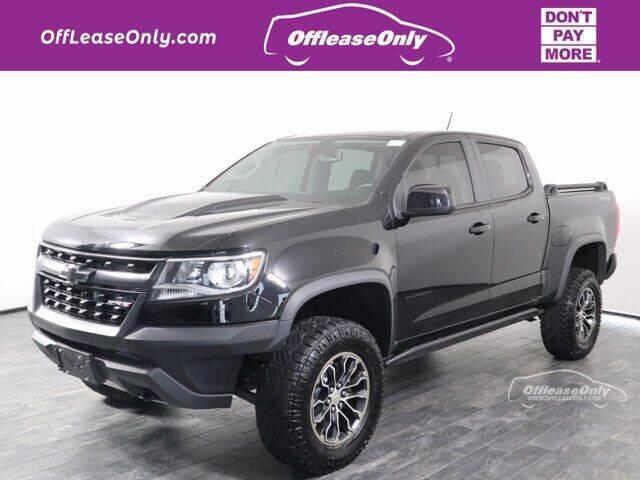 2019 Chevrolet Colorado for sale in Orlando, FL