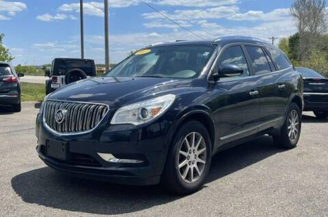 2017 Buick Enclave for sale at Instant Auto Sales - Lancaster in Lancaster OH