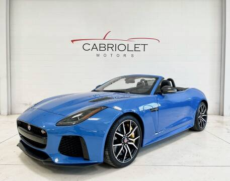 2017 Jaguar F-TYPE for sale at Cabriolet Motors in Morrisville NC