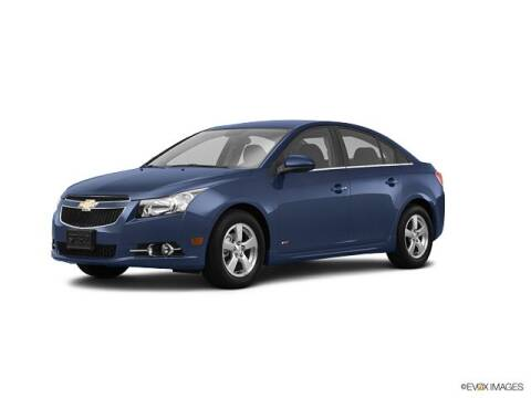 2013 Chevrolet Cruze for sale at Meyer Motors in Plymouth WI