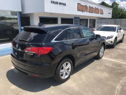 2014 Acura RDX for sale at Moye's Auto Sales Inc. in Leesburg FL