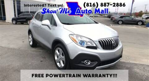 2016 Buick Encore for sale at Show Me Auto Mall in Harrisonville MO