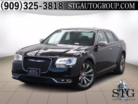 2018 Chrysler 300 for sale at STG Auto Group in Montclair CA