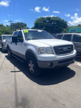 2008 Ford F-150 for sale at ROCKLEDGE in Rockledge FL
