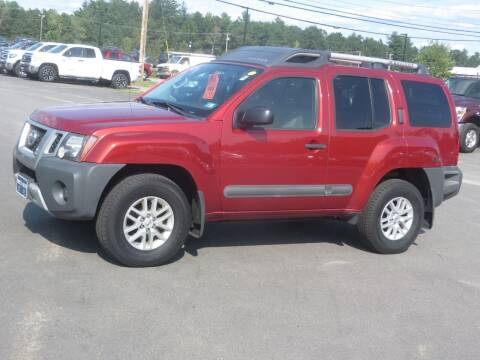 2014 Nissan Xterra for sale at Price Auto Sales 2 in Concord NH