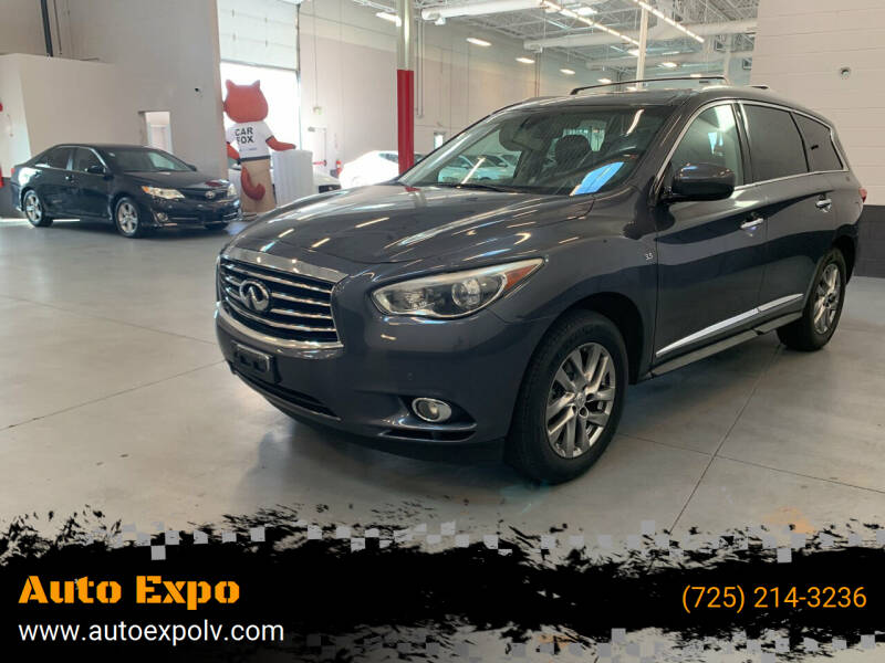 2014 Infiniti QX60 for sale at Auto Expo in Las Vegas NV