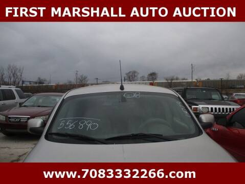 2008 Chevrolet HHR for sale at First Marshall Auto Auction in Harvey IL