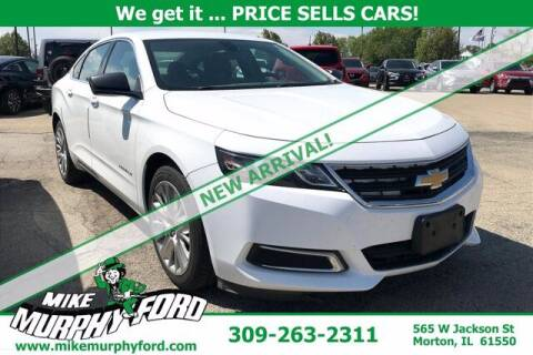 2016 Chevrolet Impala for sale at Mike Murphy Ford in Morton IL