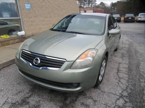 2008 Nissan Altima for sale at Southern Auto Solutions - 1st Choice Autos in Marietta GA