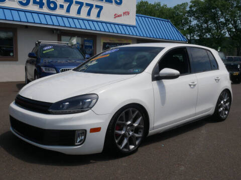 2014 Volkswagen GTI for sale at B & D Auto Sales Inc. in Fairless Hills PA