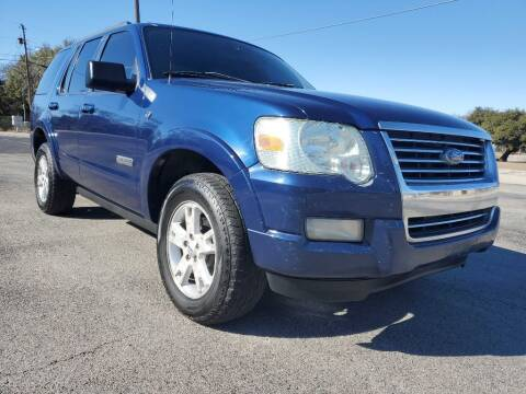 2008 Ford Explorer for sale at Thornhill Motor Company in Lake Worth TX