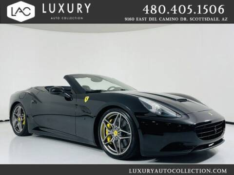 2014 Ferrari California for sale at Luxury Auto Collection in Scottsdale AZ