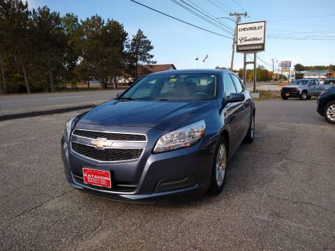 2013 Chevrolet Malibu for sale at KATAHDIN MOTORS INC /  Chevrolet & Cadillac in Millinocket ME