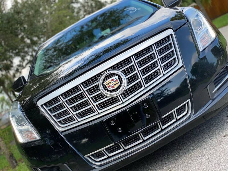 2014 Cadillac XTS for sale at HIGH PERFORMANCE MOTORS in Hollywood FL