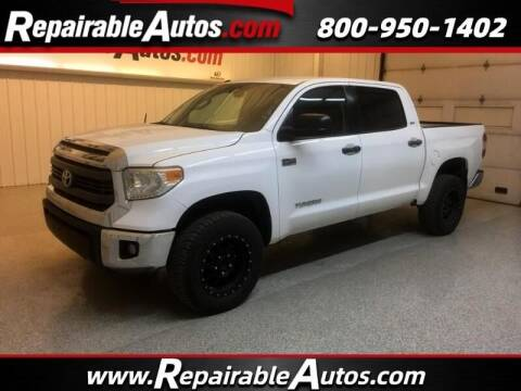 2014 Toyota Tundra for sale at Ken's Auto in Strasburg ND