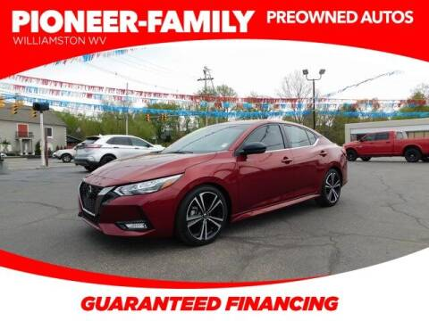 2020 Nissan Sentra for sale at Pioneer Family preowned autos in Williamstown WV