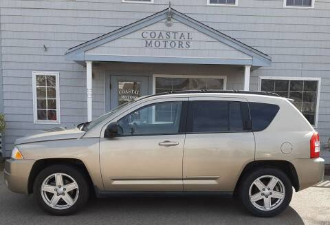 2010 Jeep Compass for sale at Coastal Motors in Buzzards Bay MA