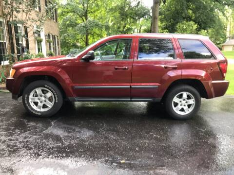 2007 Jeep Grand Cherokee for sale at CARDEPOT AUTO SALES LLC in Hyattsville MD