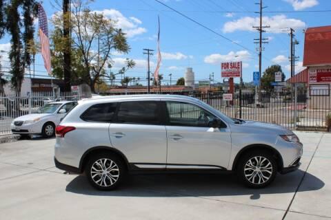 2018 Mitsubishi Outlander for sale at Car 1234 inc in El Cajon CA