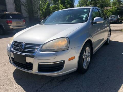 2006 Volkswagen Jetta for sale at Quality Auto Sales And Service Inc in Westchester IL