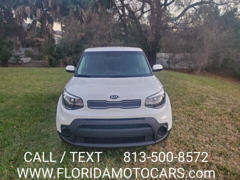 2018 Kia Soul for sale at Florida Motocars in Tampa FL