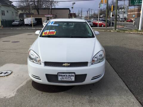 2014 Chevrolet Impala Limited for sale at Steves Auto Sales in Little Ferry NJ