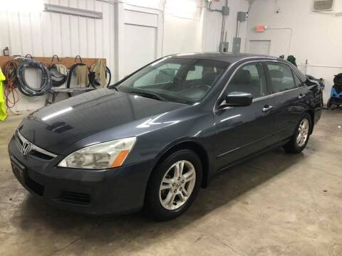 2006 Honda Accord for sale at McMinnville Auto Sales LLC in Mcminnville OR