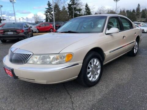 2000 Lincoln Continental for sale at Autos Only Burien in Burien WA