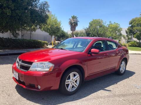2010 Dodge Avenger for sale at Trade In Auto Sales in Van Nuys CA