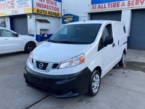 2015 Nissan NV200 for sale at US Auto Network in Staten Island NY