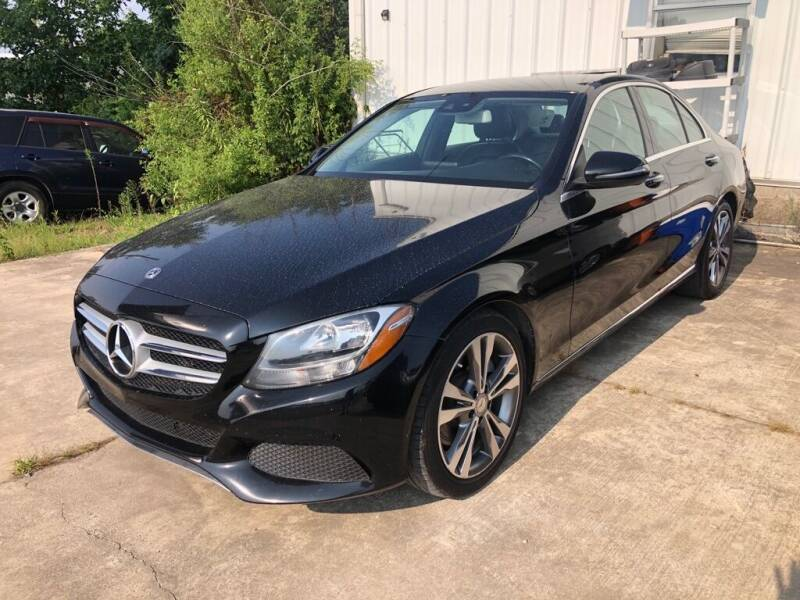 2017 Mercedes-Benz C-Class for sale at Arkansas Car Pros in Cabot AR