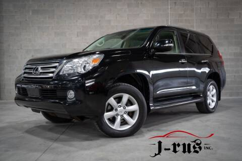 2011 Lexus GX 460 for sale at J-Rus Inc. in Macomb MI