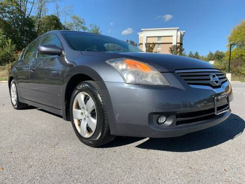 2007 Nissan Altima for sale at Auto Warehouse in Poughkeepsie NY