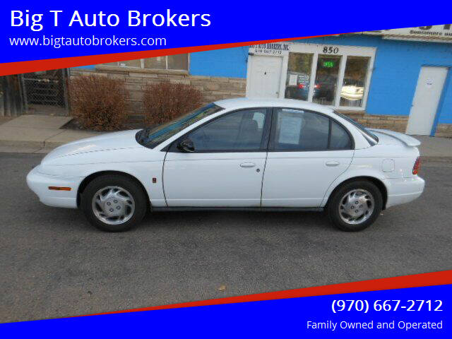 1997 Saturn S-Series for sale at Big T Auto Brokers in Loveland CO