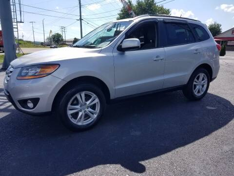 2011 Hyundai Santa Fe for sale at Moores Auto Sales in Greeneville TN