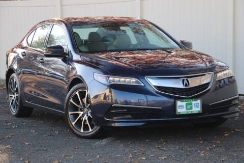 2016 Acura TLX for sale at Jersey Car Direct in Colonia NJ