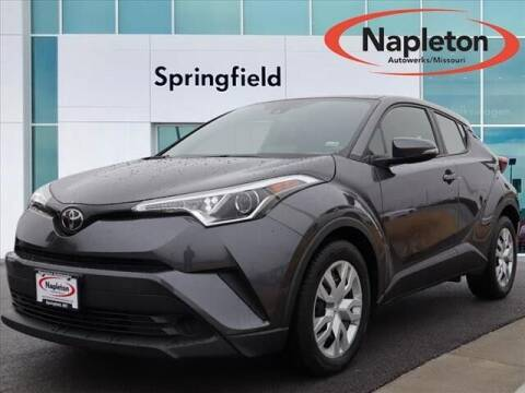 2019 Toyota C-HR for sale at Napleton Autowerks in Springfield MO