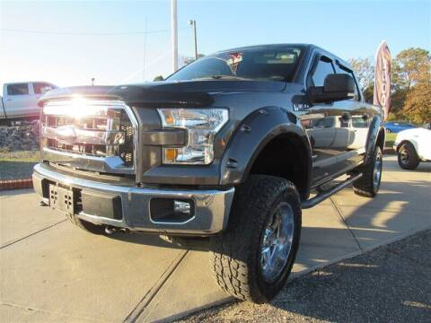 2016 Ford F-150 for sale at J T Auto Group in Sanford NC