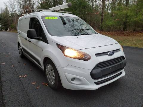 2015 Ford Transit Connect Cargo for sale at Showcase Auto & Truck in Swansea MA