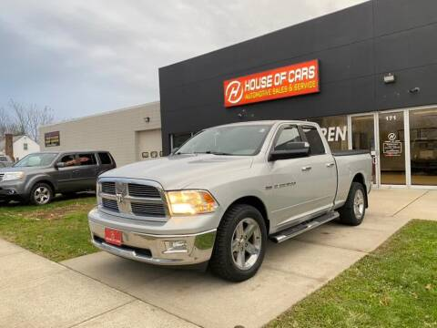 2011 RAM Ram Pickup 1500 for sale at HOUSE OF CARS CT in Meriden CT