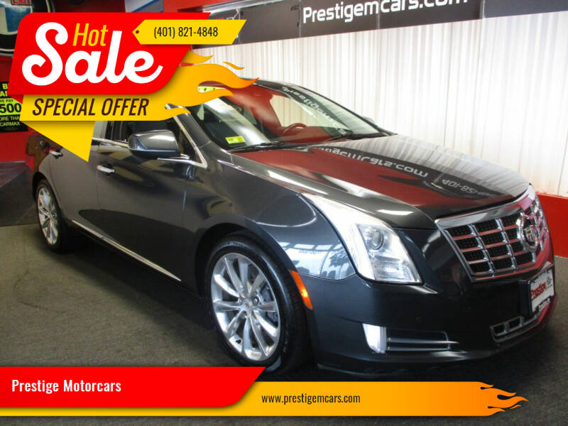 2013 Cadillac XTS for sale at Prestige Motorcars in Warwick RI
