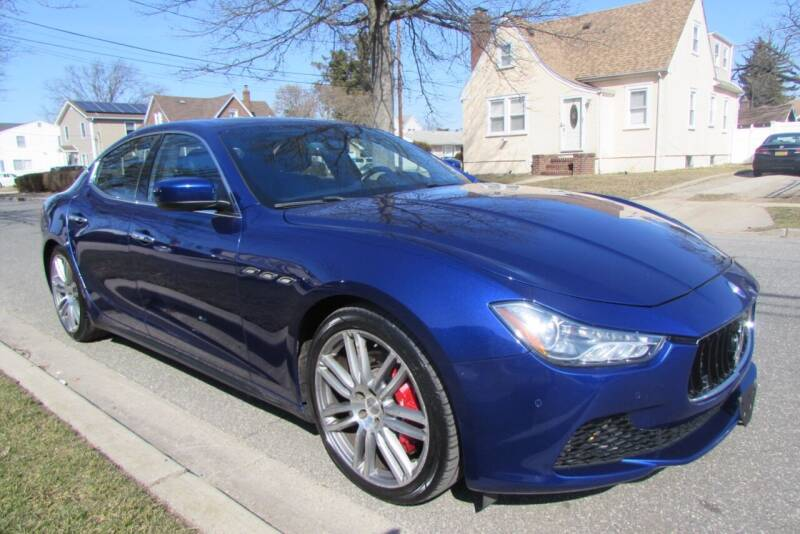 2014 Maserati Ghibli for sale at First Choice Automobile in Uniondale NY
