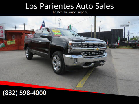 2016 Chevrolet Silverado 1500 for sale at Los Parientes Auto Sales in Houston TX