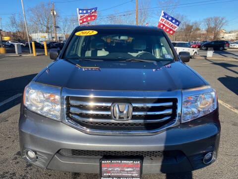 2012 Honda Pilot for sale at Nasa Auto Group LLC in Passaic NJ