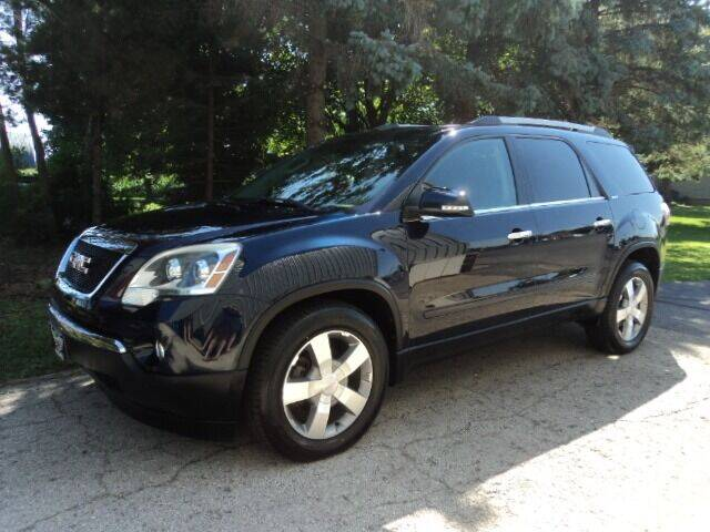 2012 GMC Acadia for sale at HUSHER CAR CO in Caledonia WI