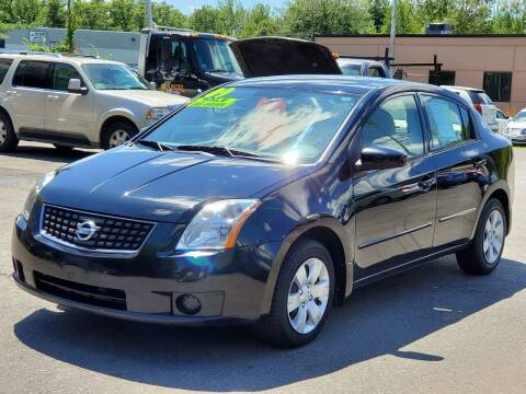 2009 Nissan Sentra for sale at United Auto Service in Leominster MA