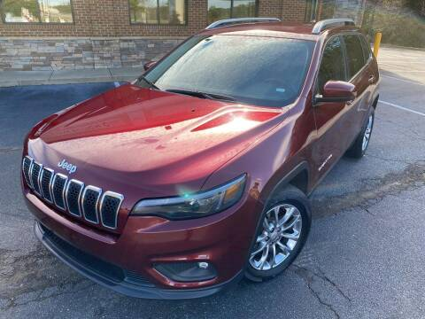 2019 Jeep Cherokee for sale at Legacy Motor Sales in Norcross GA