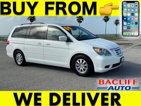 2009 Honda Odyssey for sale at Bacliff Auto in Bacliff TX