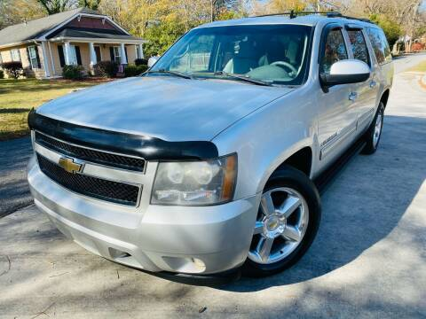 2011 Chevrolet Suburban for sale at Cobb Luxury Cars in Marietta GA
