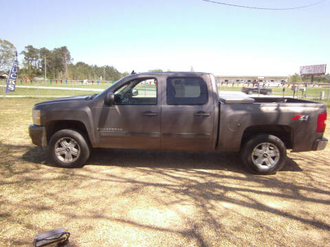 2007 Chevrolet Silverado 1500 for sale at Sooks Motor Company in Wiggins MS